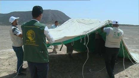 مساعدات سعودية لليمن بقيمة 3.5 مليون دولار لمواجهة كورونا