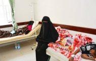 110 آلاف اشتباه بالكوليرا في اليمن منذ مطلع 2020