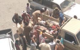 إشتباكات مسلحة في منطقة الفيوش بلحج