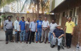 يمنيون بالهند يناشدون الحكومة سرعة إجلائهم