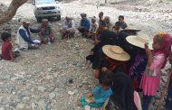 فريق تقييم PDM  لمنظمة اليونيسف يقيم البرنامج بزريقة الشام