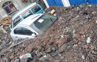 وفاة 8 اشخاص بينهم 5 اطفال جراء السيول