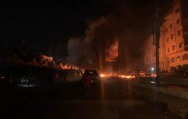 احتجاجات في عدن تنديدا بانطفاء الكهرباء