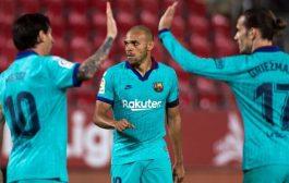 برشلونة يقسو على ريال مايوركا في معقله