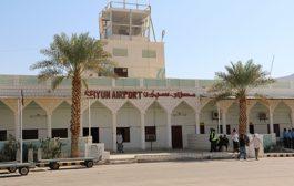 مدير مطار سيئون  ينفي صحة اقتحام المطار لترحيل  جرحى الحرب بالقوة