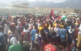 قوات الانتقالي تسيطر على محافظة سقطرى