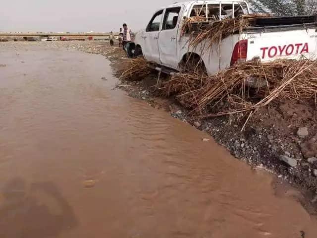 الأرصاد يحذر من استمرار الكوارث بسبب السيول في هذه المحافظات