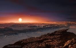 """ناسا تنشر صورة لسطح كوكب """"بروكسيما بي"""" الشبيه بالأرض"""