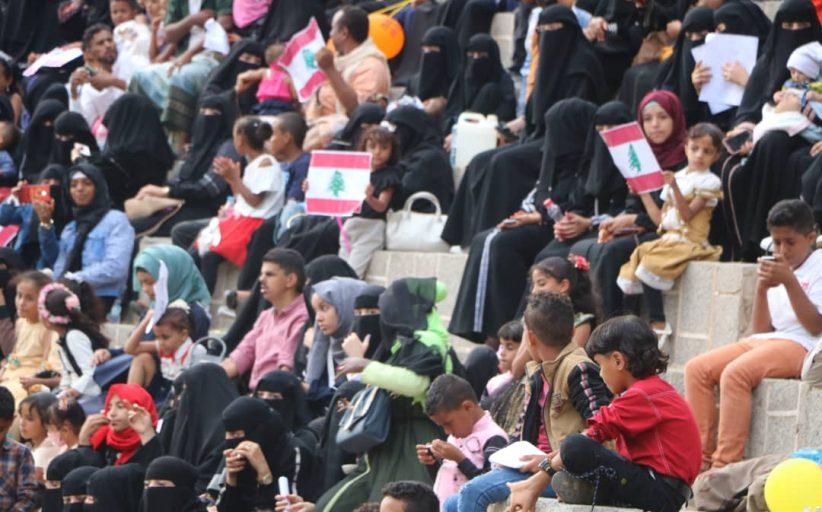 تعز تعلن تضامنها مع لبنان