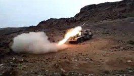مصرع 7 مسلحين حوثيين وإحراق طقمهم العسكري بالبيضا