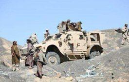 قوات الجيش تسيطر على جبال دحيضة وتأسر 10 حوثيين