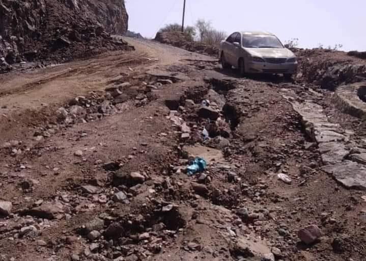 اطلاق حملة مناصرة لإنقاذ المنفذ الوحيد لمدينة تعز