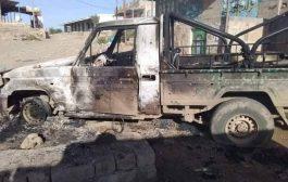 انتفاضة قبلية تطرد مليشيا الحوثي من قرية الزوب في البيضاء