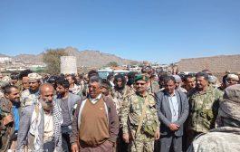 قائد محور الضالع.. المليشيات الحوثية إلى زوال