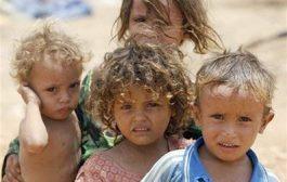 مقتل واصابة 41 طفل خلال شهر مارس الجاري