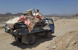 14 ألف انتهاك ارتكبها الحوثيين بحق المدنيين بمأرب