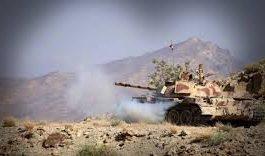 الجيش يشن هجومًا على مواقع الحوثيين في القبيطة ويستعيد مواقع هامة