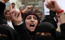 حراك نسوي لإشراك المرأة في مفاوضات السلام