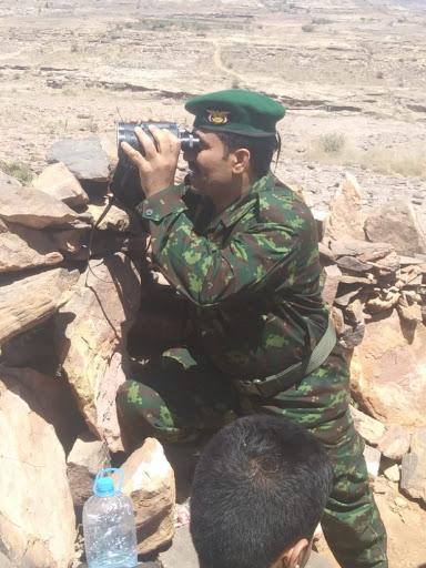 خسائر كبيرة في صفوف الحوثيين بالضالع