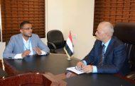 التوقيع على اتفاقية لتعزيز احتياج محافظتي عدن ولحج من المياه