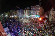 إيقاد شعلة ثورة سبتمبر في أغلب المحافظات اليمنية