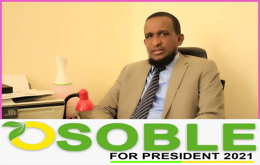 الانتخابات الرئاسية الصومالية .. عُسبلي المُرشح الابرز للفوز
