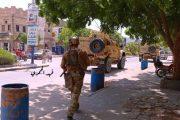 انتشار جنود أمريكيين في مدينة غيل باوزير