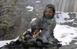 وفاة 27 طفلا في أفغانستان بسبب البرد القارس