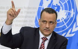 اليمن..المبعوث الأممي يطالب بوقف فوري للنار وهدنة طويلة