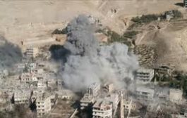قوات النظام تقصف عين الفيجة وتجتاح بلدة بالغوطة