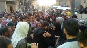 تبادل للأسرى بين النظام والمعارضة