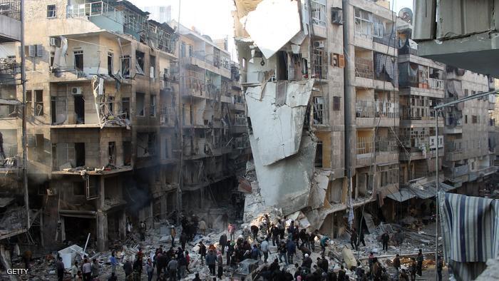 تقدم الجيش الحر بمدينه الباب وعشرات القتلئ