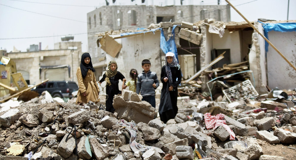 المجاعة من إفريقيا إلى اليمن