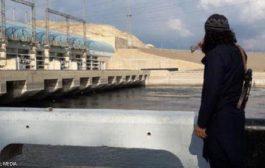 داعش يقصف مواقع في سد الفرات