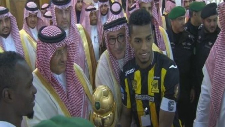 الاتحاد يحرز لقب بطل مسابقة كأس ولي العهد السعودي
