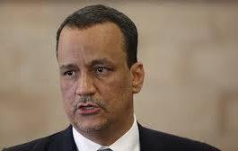 اعلان المبعوث الأممي عن رفض الأطراف المتنازعة للحوار في اليمن