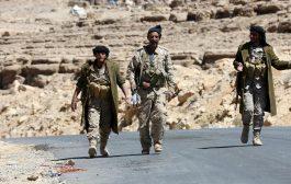 القوات الشرعية تقتحم معسكر خالد من البوابة الغربية