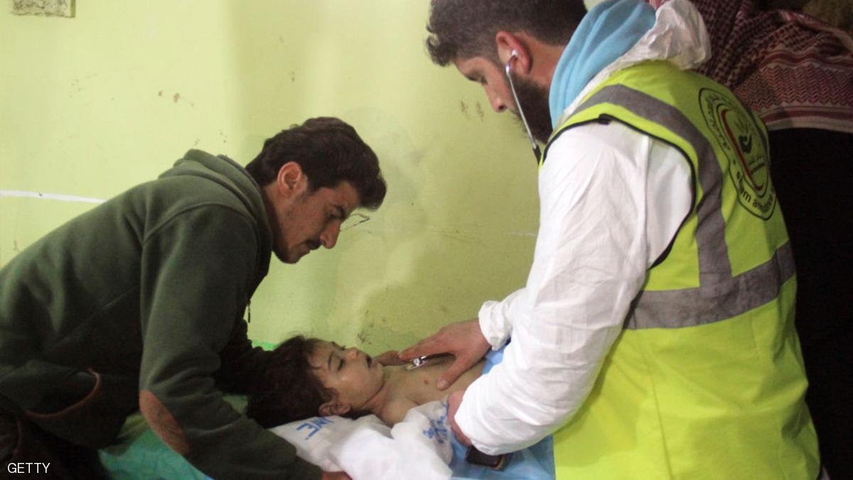 تركيا: تشريح جثث كشف استخدام الكيماوي بسوريا