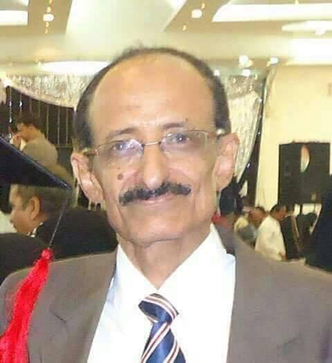 الصحفي والكاتب يحيئ عبد الرقيب الجبيحي