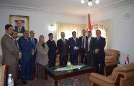 السفير باحميد والبعثة الدبلوماسية في ماليزيا تبارك قرارات فخامة الرئيس