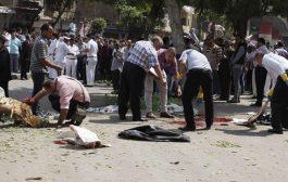 الإسكندرية.. انتحاري يهاجم كنيسة كان بها البابا تواضروس