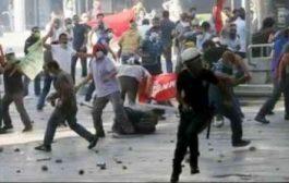 مقتل شخصين فى اشتباكات بين مؤيدين ومعارضين للتعديلات الدستورية فى تركيا