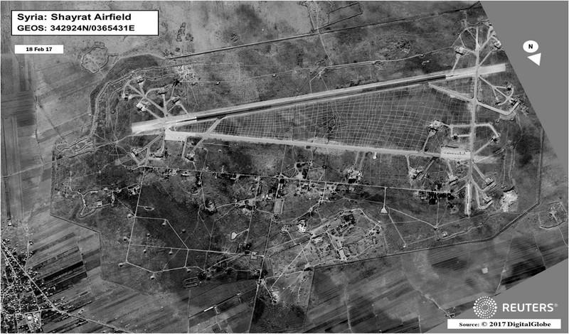 دمشق تؤكد القصف الأميركي وأنباء عن أضرار بالغة