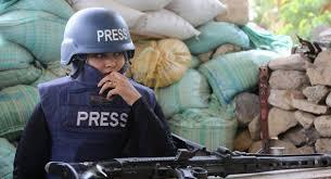 جائزة الشجاعه الصحفية من نصيب اليماني