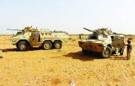 حشود عسكرية ضخمة استعداداً لحسم معركة «معسكر خالد»