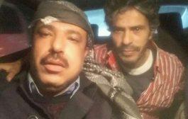 مليشيات الحوثي تفرج عن الناشط السياسي علي الشرعبي.