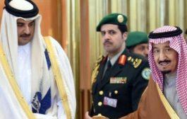 امير قطر يتلقى رسالة من العاهل السعودي للمشاركة في اعمال مجلس التعاون