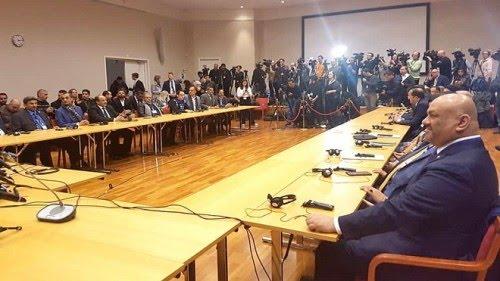 عراك بالايادي بين ممثلي طرفي المشاورات في جنيف