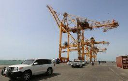 انباء عن وصول قوات أممية إلى ميناء الحديده
