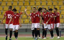 المنتخب اليمني يلعب غدا الاثنين أمام إيران في أول مشاركة له ببطولة كأس أمم آسيا